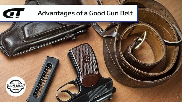 Do You Need a Gun Belt?