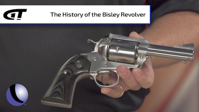 Old is New Again - History of the Bisley Revolver