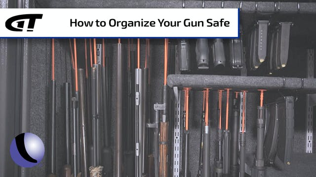 How to Organize Your Gun Safe