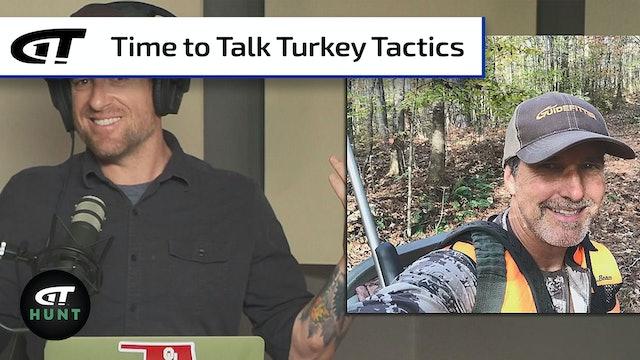 Early Season Turkey Tactics