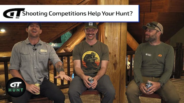 Will Competition Help Your Hunt?