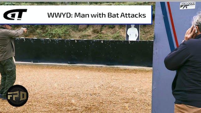 What Would You Do: Bat-Wielding Man T...