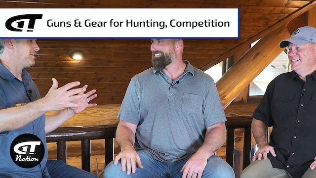 Hunting & Competition Meet at SIG Hunter Games
