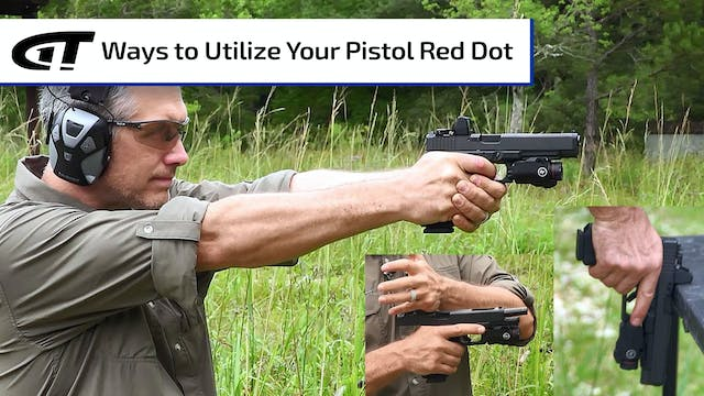 Learn Your Pistol Red Dot