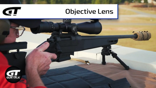 Gun 101: What is the Objective Lens on a Scope?
