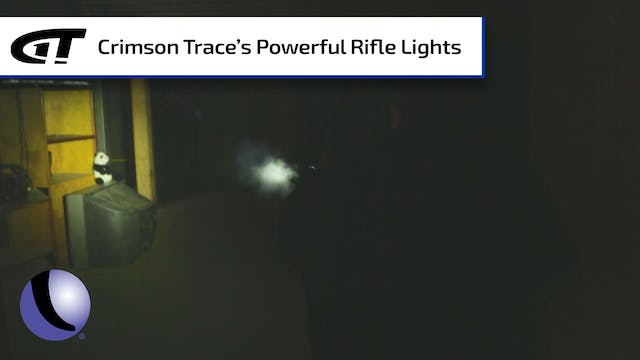 Crimson Trace Lights - For your Rifle...