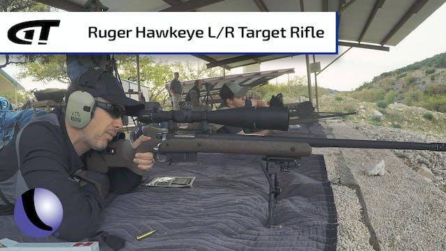 Ruger Hawkeye Long Range Target Rifle