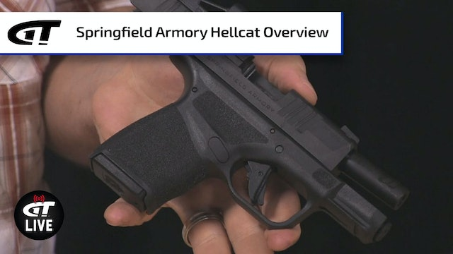 Springfield Armory Hellcat Overview