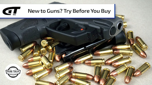 I've Never Shot A Gun - Which One Do I Buy?
