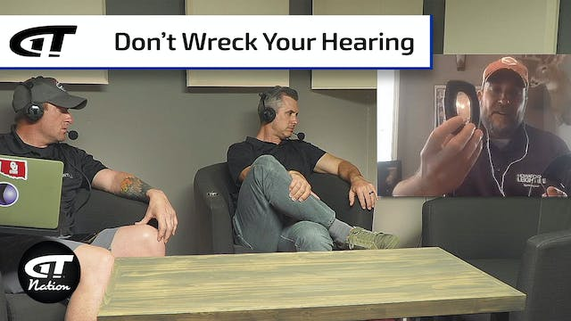 Seriously - Protect Your Hearing