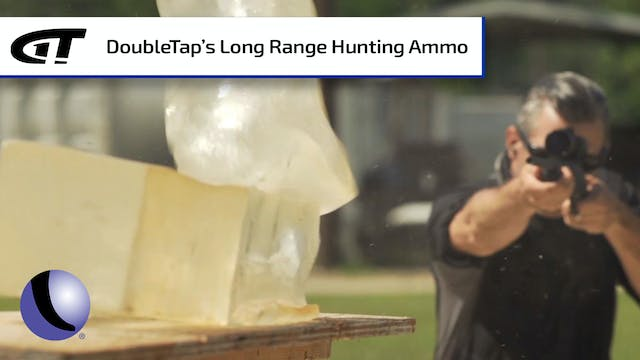 DoubleTap Hunting Ammo Loaded with Sw...