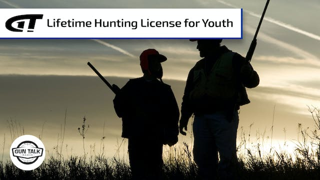 Getting A Lifetime Hunting License fo...