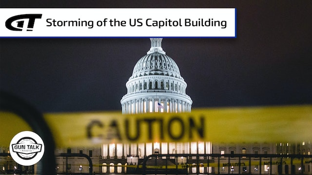 Rally or Riot? The D.C. Capitol Building Assault