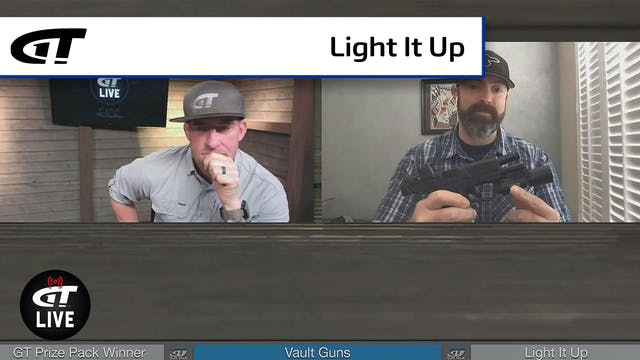 Lights on Guns - Yes or No?