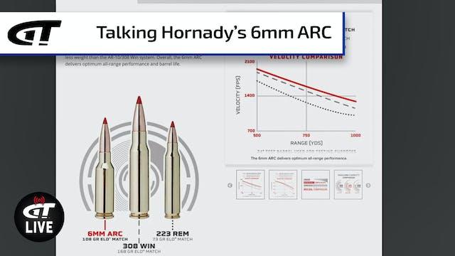 Hornady 6mm ARC; Riot Tactics; Gear t...