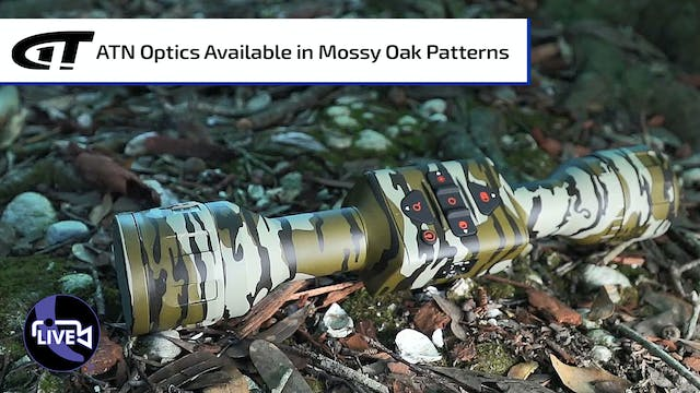 ATN Partners with Mossy Oak