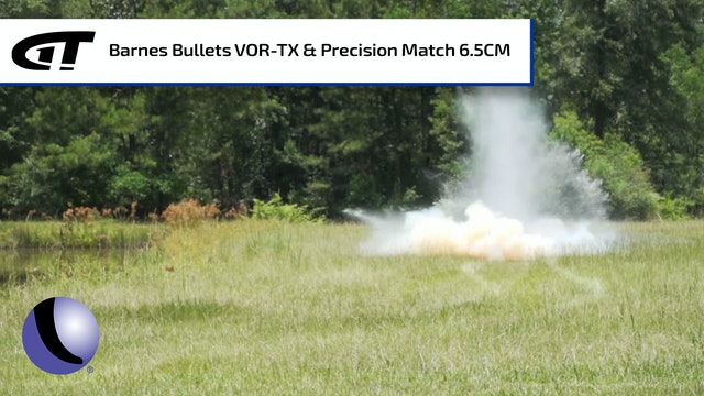 6.5 Hunting and Long Range Options from Barnes Bullets