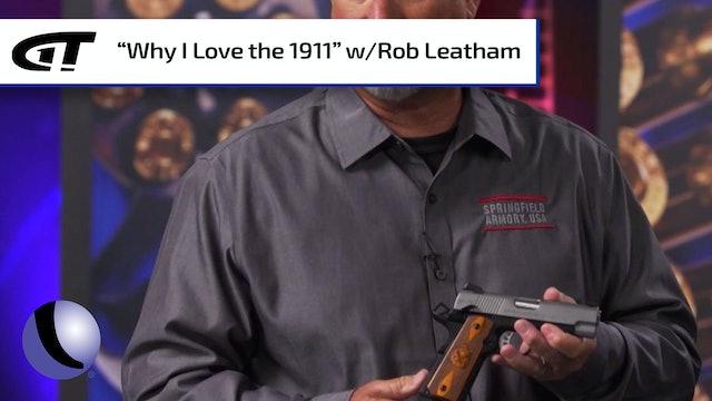 Why I like 1911s