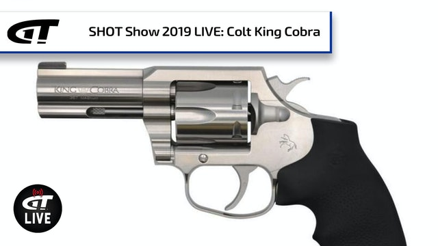 Colt's King Cobra is Back