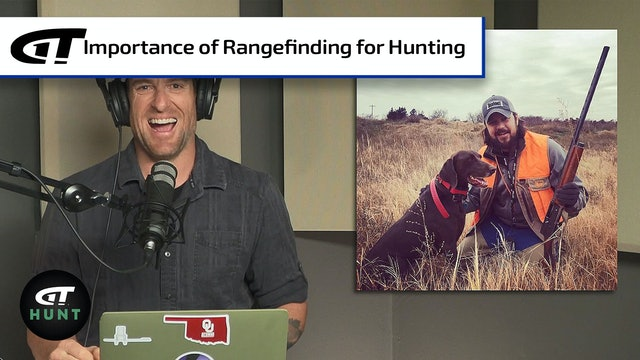 The Importance of Rangefinding When Hunting