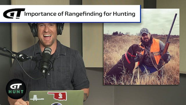 The Importance of Rangefinding When H...