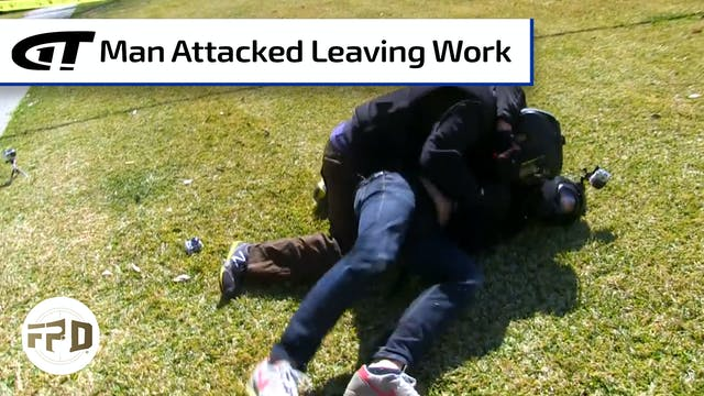 Man Fights off Mugger