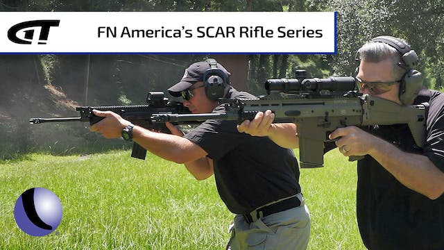 FN SCAR Rifle Series