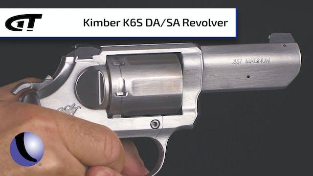 Kimber's K6S DA/SA Revolver
