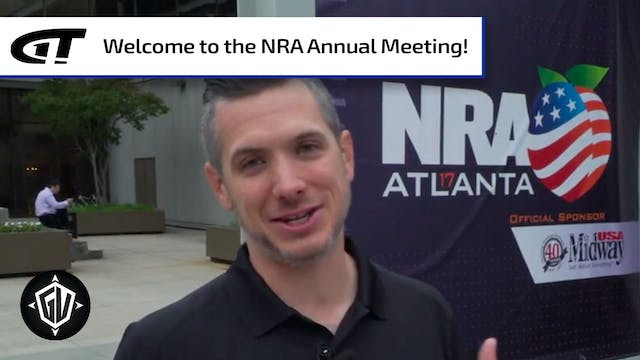 A Day at the NRA Show: P1