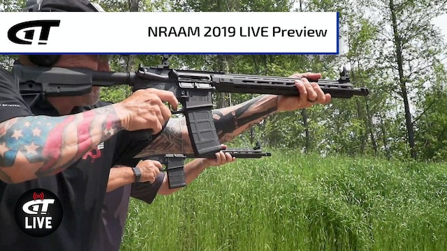 "NRAAM '19, and Last Chance to Enter to Win the ""Stuff Your Safe"" Giveaway"