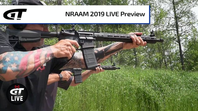 NRAAM '19, and Last Chance to Enter t...
