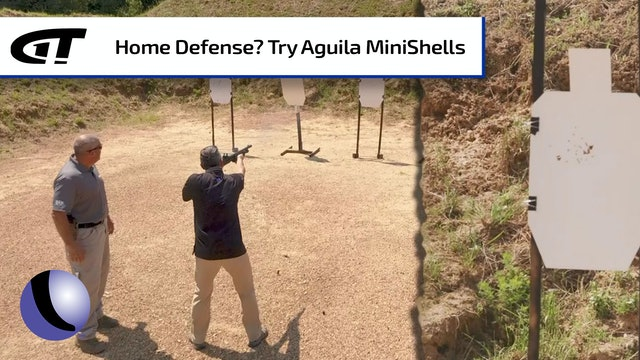 Shotgun for Home Defense? Try the Aguila MiniShell