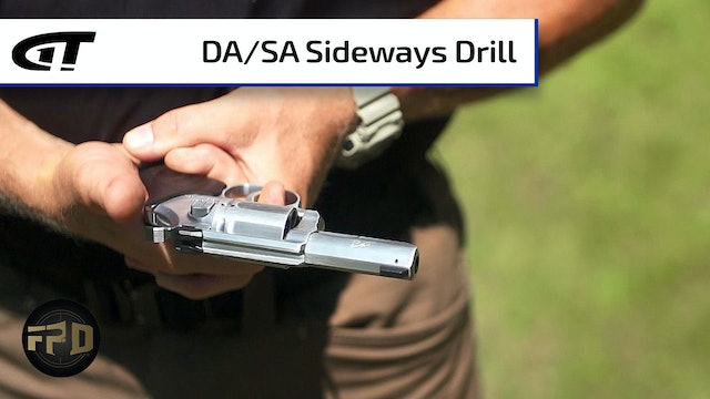 Training to Shoot a DASA Firearm