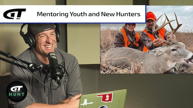 Mentoring Youth and New Hunters
