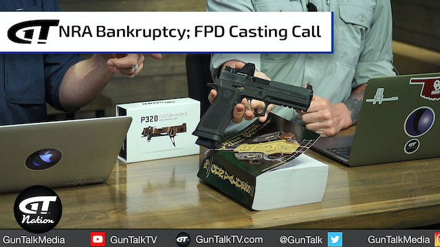 NRA Bankruptcy and FPD Casting Call