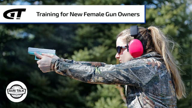 Female-Focused Firearms Training
