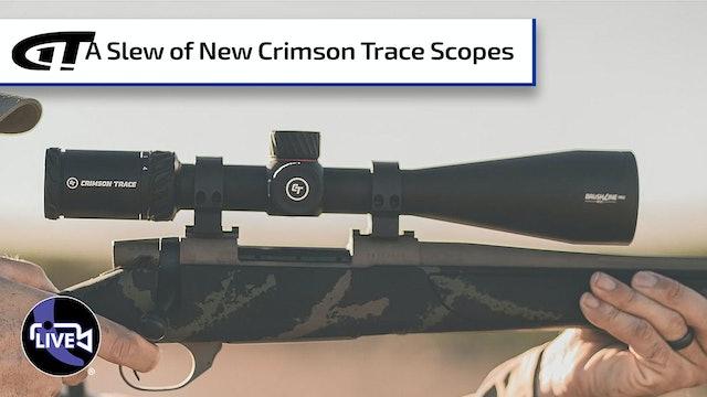 Crimson Trace Brushline & Hardline Scopes