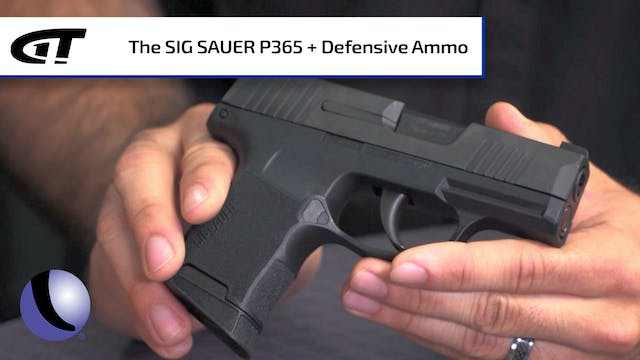 Sig Sauer P365: Carry Pistol and Defe...