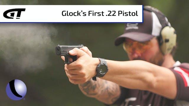 Glock's G44 in .22LR