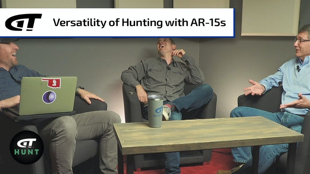 Bowhunting Memories; Hunting with ARs
