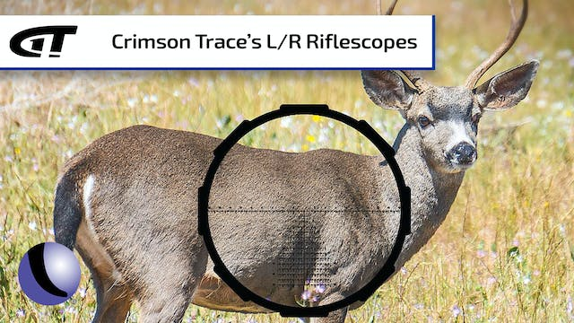 Long Range Riflescopes from Crimson T...