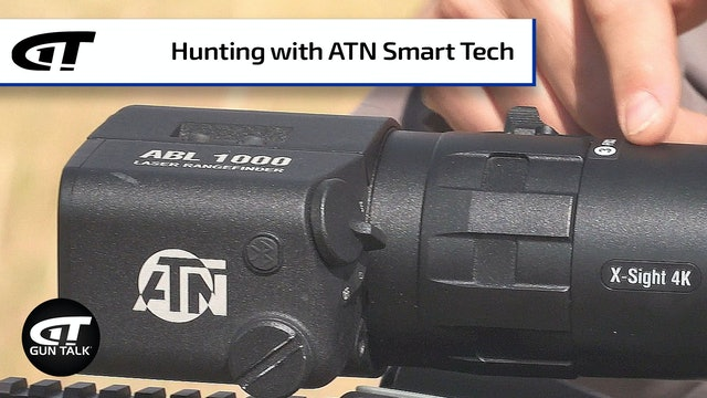 New Options for High-Tech Hunting from ATN