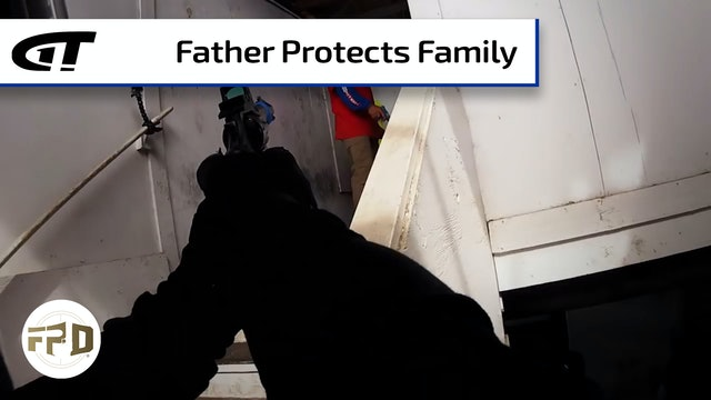 Intruder Puts Family in Danger