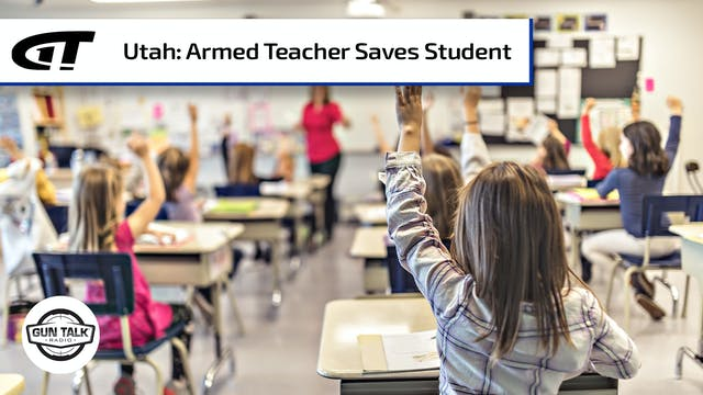 Armed Teacher Saves Students