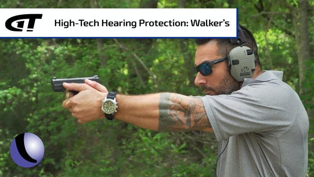 High-Tech Hearing Protection from Walker's