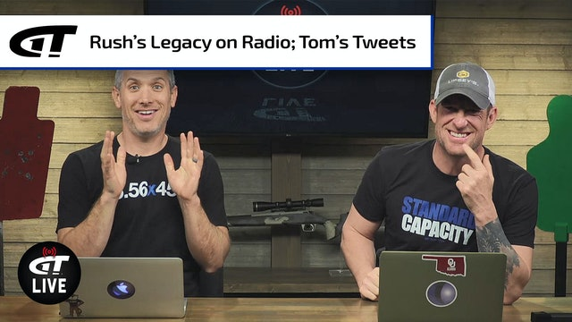The Rush Limbaugh Effect and Tom's Tweets