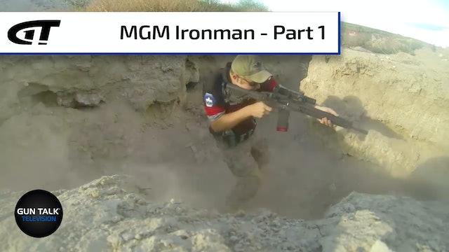 3-Gun Ironman, Pt 1