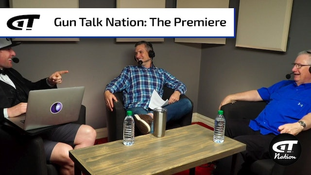 The Premiere Episode with Ryan, KJ, and Tom