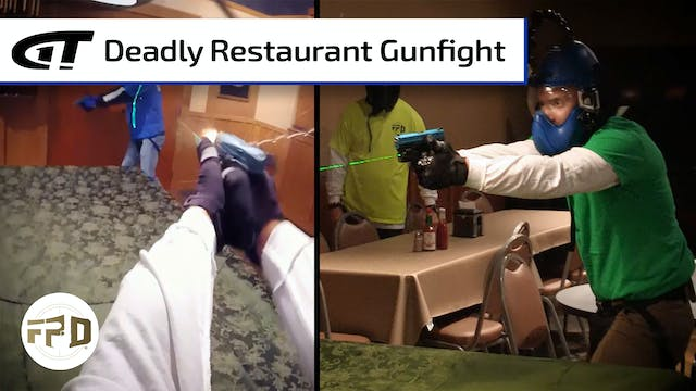 Restaurant Fight turns Deadly