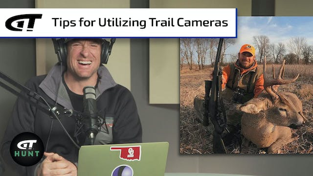 Late Season Trail Cam Strategies